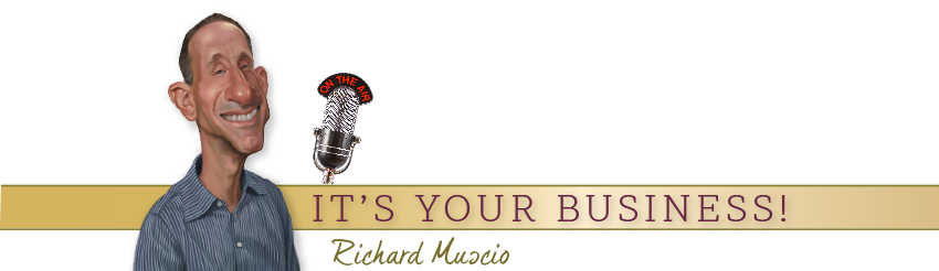 It's Your Business Radio Show logo for mobile devices