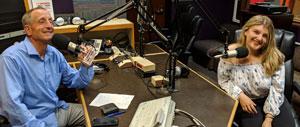 Demi Muscio in studio